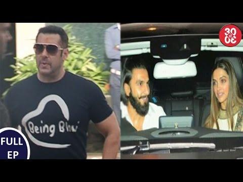 Salman Pays A Late Night Visit To Vinod Khanna | Ranveer-Deepika Arrive Together For Karan's Bash