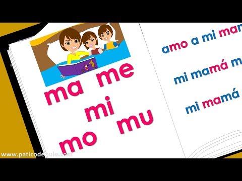 Xxx Mp4 Sílabas Ma Me Mi Mo Mu Aprende A Leer Palabras Con M Para Niños 3gp Sex
