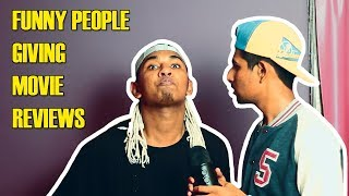 Funny People Giving Movie Reviews | Hyderabadi Comedy | Warangal Diaries