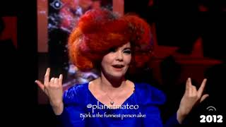 Björk is the funniest person alive