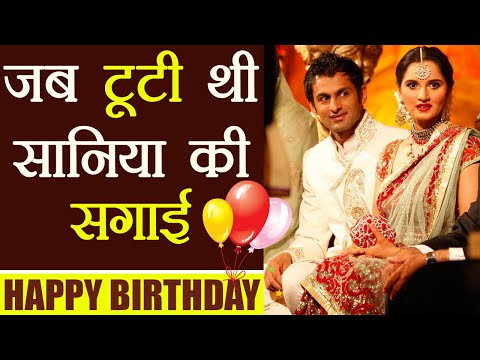 Xxx Mp4 Sania Mirza B Day Special Know About Her Love Life And Marriage वनइंडिया हिंदी 3gp Sex