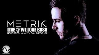 Metrik Live @ We Love Bass (DNB Set)