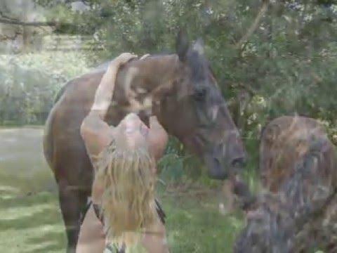My horse Magic