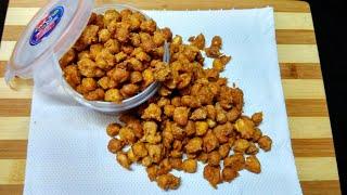 झटपट बनाये मसाला मूँगफली नमकीन | Masala Peanut Recipe | Besan Ki Masala Moongphali | Spicy Namkeen .