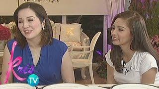 Kris TV: Kim and Kris' bedtime rituals
