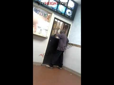 HE ASKED FOR IT CUSTOMER STARTS A FIGHT WITH CHINESE