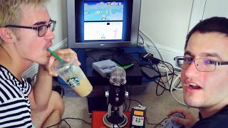 Playing Video Games with My BROTHER! (ASMR Controller Sounds)