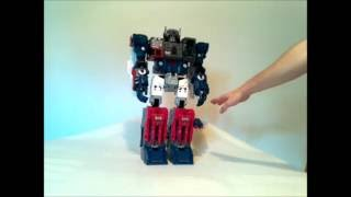 Transformers Titans Return Fortress Maximus Pt 2 - Full Overview - GotBot true Review NUMBER 117