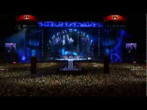 ACDC Thunderstruck Live At River Plate HD Legendado