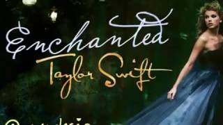Taylor Swift - Enchanted Lyrics