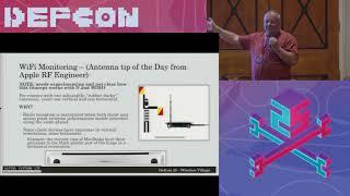 DEF CON 25 Wifi Village - Alexander Zakarov - Large Scale Wireless Monitoring: KISMET Packet Sniffer