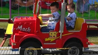 Toddler Playground - Kiddy cars for kids children toddlers baby