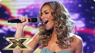 Top 5: Leona Lewis X Factor performances | The X Factor UK