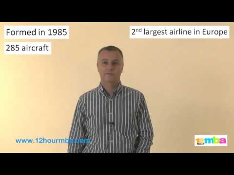 How to run an airport - Low Cost Airline case study: Ryanair