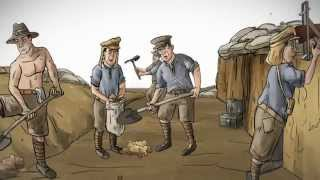 Fast Facts - World War One: Trench Life