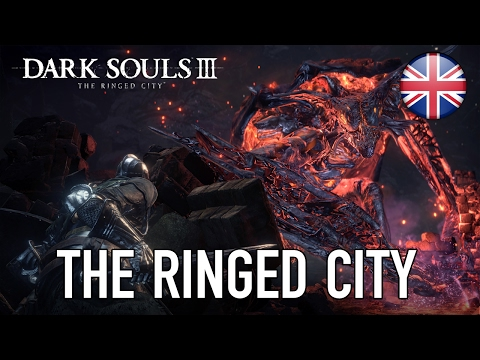 Dark Souls III - PC/PS4/XB1 - The Ringed City Gameplay