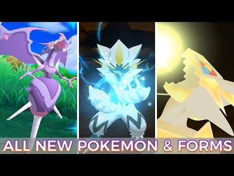 Xxx Mp4 All New Pokémon Forms Normal Shiny Pokémon Ultra Sun Moon 1080p HD 3gp Sex