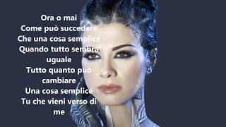 DOLCENERA - Ora o mai più (Sanremo 2016) Testo