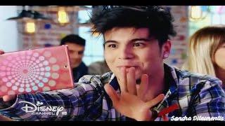 Sebastián Villalobos en Soy Luna (Capítulo 25) | Disney Channel