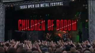 Children of Bodom  Live @ Tuska 2003