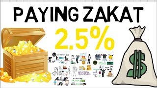HOW TO PAY ZAKAT - Animated
