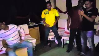 chirokumar crazy dance in rsa