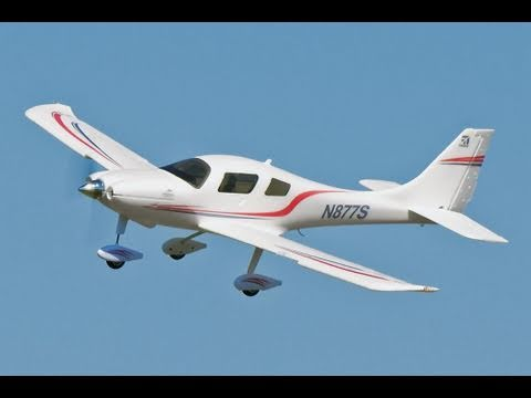 Hobbico FlyZone Cessna 350 Corvalis Review and Flight By Eric