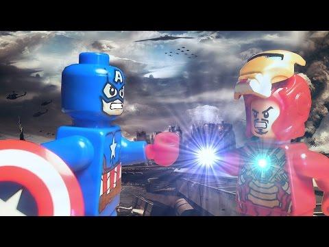 Captain America Civil War Episode 1