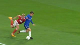 Eden Hazard vs Nottingham Forest (Home) 20/09/2017 HD 1080i