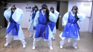BTS Danger Mirrored Dance Appeal
