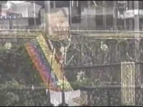 RCTV GOLPE DE ESTADO VENEZUELA NOV 27 1992 CHAVEZ