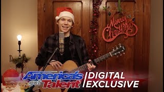 Chase Goehring: Hip Acoustic Cover of Jingle Bells - America