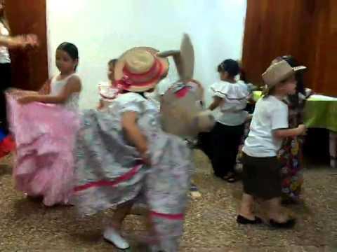el baile de la burriquita