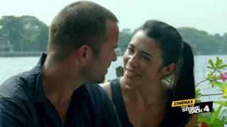 Strike Back Season 4: How To Say Goodbye To Sergeant Julia Richmond Episode 4 (Cinemax)