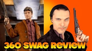 360 Swag Review: QMx 1/6 Firefly Captain Malcolm Reynolds figure