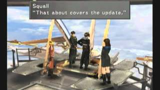 Let's Play Final Fantasy VIII - Part 72: Back at Edea's House
