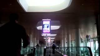 TIMES OOH Mumbai international Airport T2 High street Pkg Travelator L4