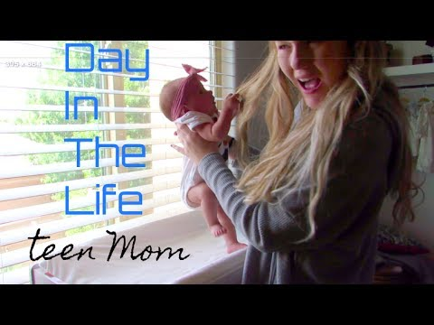 Xxx Mp4 Teen Mom Day In The Life 3gp Sex