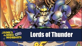 Lords of Thunder (TurboDuo / PC Engine CD) James and Mike Mondays