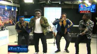 T412 perform 'Flee' on #TheTrend