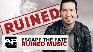 Escape The Fate Ruined Music