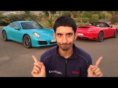 """Porsche 911 991 restyling Addio aspirato ma il turbo non l'ha """"rovinata"""""""