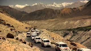 Mahindra Adventure Monastery Escape, 2015