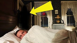 I Recorded Myself Sleeping In The Lizzie Borden House - Episode 2