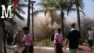 5 Natural Disasters Caught On Tape