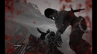 The best Tomb Raider 2013 Ryona!