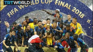 Was Russia 2018 the best World cup ever? FIFA