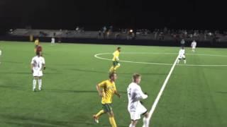 2015 Monmouth Men's Soccer Goals