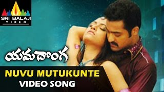 Yamadonga Video Songs | Nuvvu Muttukunte Video Song | Jr.NTR, Mamtha Mohandas | Sri Balaji Video