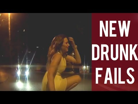 Drunk people fails 2017! || NEW Funny Compilation!